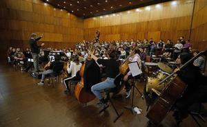 Udako denboraldia hastear da Euskal Herriko Gazte Orkestra
