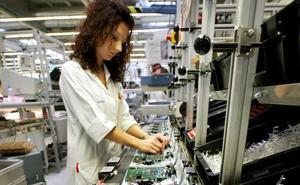 El 27% de las vascas trabaja a tiempo parcial, frente al 6,4% de los hombres