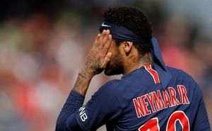 Neymar y el PSG, un idilio frustrado
