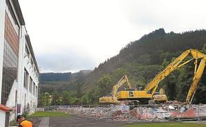 La ampliación de Labegaraieta, en septiembre