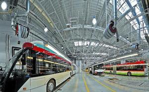 CAF logra en Milán un pedido de hasta 250 autobuses eléctricos, el mayor de Europa