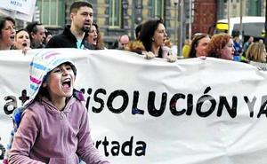 Las familias de la red concertada advierten de que irán a la Justicia si se convoca huelga indefinida