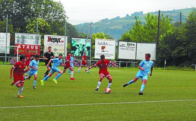 Una edición más la Donosti Cup llega a Zubipe