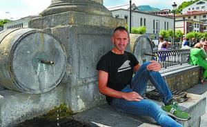 Imanol Aleson: «Busco nuevos retos y aventuras»