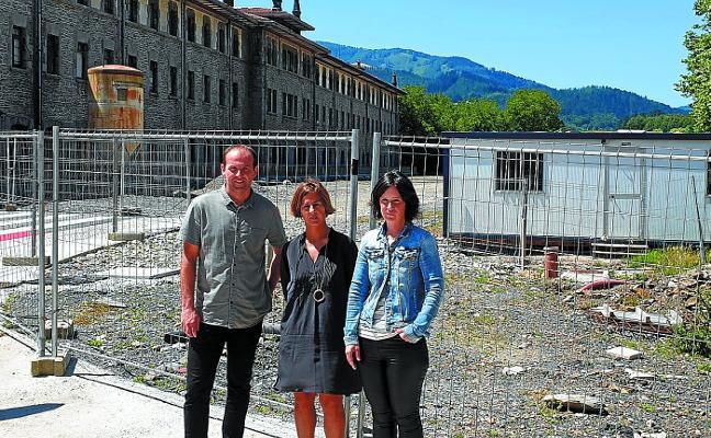 Las obras de los pisos protegidos de las Esclavas arrancarán para finales de año
