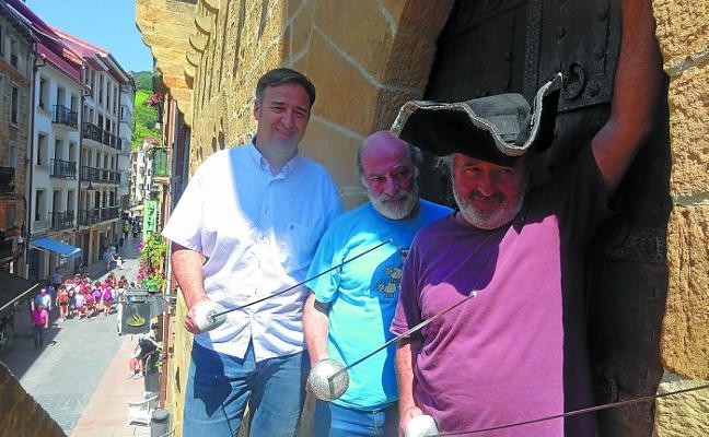 Visitas guiadas teatralizadas para conocer la historia de Zarautz