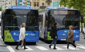 Euskadi, una de las comunidades donde menos subió el uso del autobús en mayo