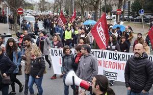 Kristau Eskola insta a los sindicatos a «sacar el conflicto de las aulas»