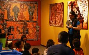 8.300 ikasletik gora, Enkarterrietako Museoaren jarduera didaktikoetan