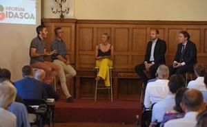Arranca el primer Forum Bidasoa de la Eurorregión
