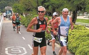 Un 'superviviente' del triatlón, camino del Ironman 70.3 de Río de Janeiro