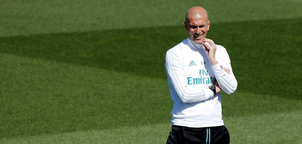 Las cinco decisiones más difíciles de Zidane