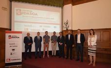 El primer foro del Forum Bidasoa, en imágenes