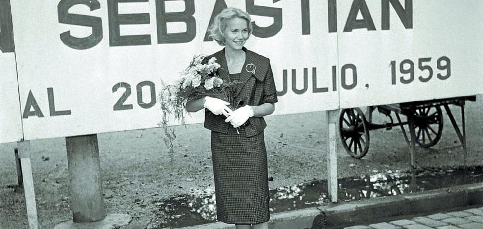 1959 | El VII Festival de Cine se inauguró en el Gran Kursaal