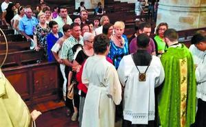 La parroquia celebrará la imposición de escapularios de la Virgen del Carmen
