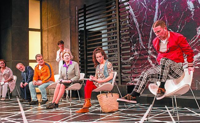 La comedia 'Toc toc' celebra en el Victoria Eugenia once años de éxito