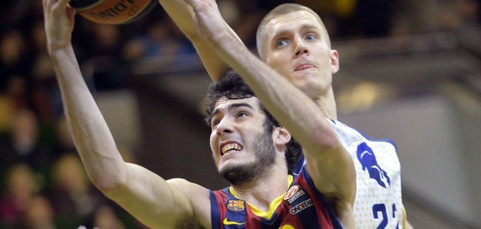 Abrines regresa al Barça tras tres campañas en la NBA