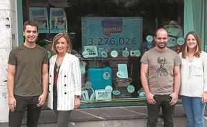 Ander Mozo y Aitzol Odriozola son los ganadores del 'Precio justo' ideado por Bertan