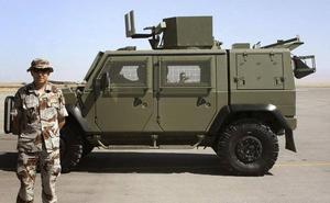 Una empresa de Andoain construirá parte de los nuevos blindados del Ejército