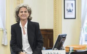 Reyes Carrere: «Las normas del Ayuntamiento no se pueden estirar como un chicle en beneficio de un partido»