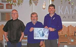 Ekaitz Bravo, premiado por hacer la declaración de la renta en euskera