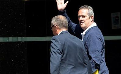 La Fiscalía rechaza que Joaquim Forn salga de prisión para los plenos municipales de Barcelona