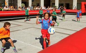 Cerca de 30 equipos participarán en la tercera edición de Madalenak Cup