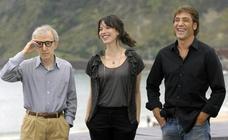 Trayectoria de Woody Allen en San Sebastián