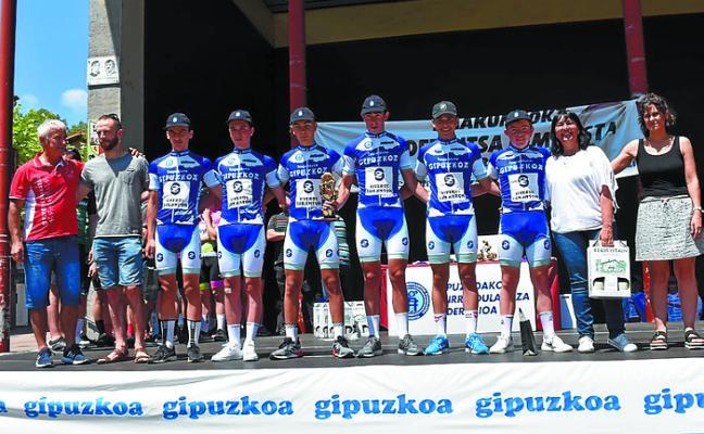 Viveros San Anton, Gipuzkoako txapeldun