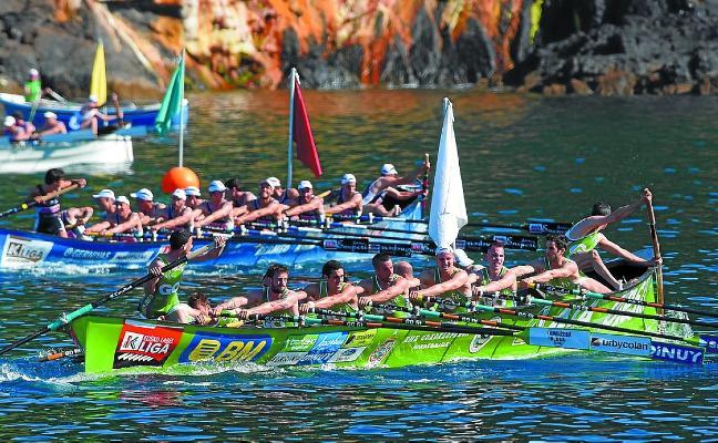 GO fit Hondarribia afronta tres regatas desde hoy hasta el miércoles