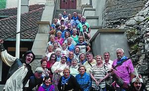 Bertan organiza el concurso 'Mutrikuarras por el mundo'