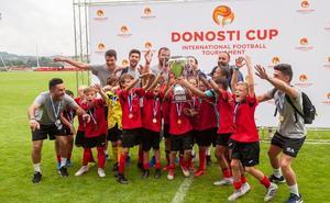 No hay mejor escuela que la Donosti Cup