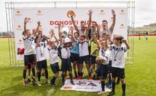 Finales de la Donosti Cup