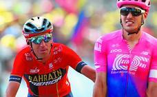 Un grande se despide: el Tour ya no es para Nibali