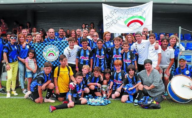 El Ostadar se tuvo que conformar con el subcampeonato de la Donosti Cup