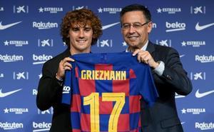 Griezmann: «Si hay que pedir perdón, será en el campo»