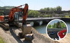 Las nuevas costuras del río Urumea