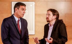 Sánchez presionará a Iglesias hasta el final con el órdago de que solo habrá investidura en julio