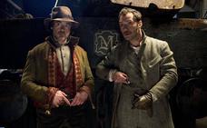Dexter Fletcher dirigirá 'Sherlock Holmes 3' con Jude Law y Robert Downey Jr.