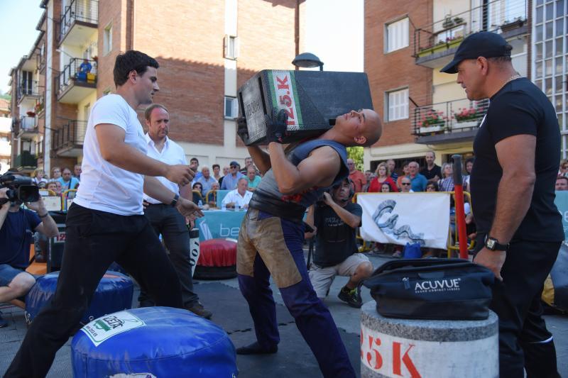 Urra revalida el título de campeón de Euskadi
