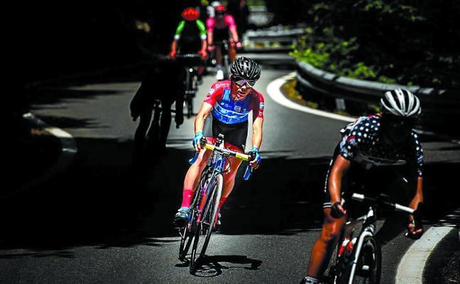 Ane Santesteban termina duodécima su gran Giro