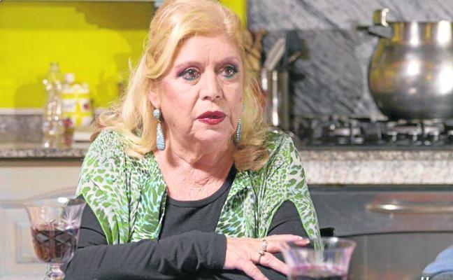 María Jiménez se levanta de nuevo