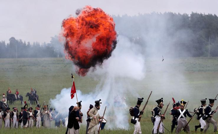 Una batalla centenaria