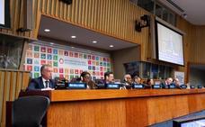 Urkullu defiende en la ONU que «autogobierno es sinónimo de bienestar»