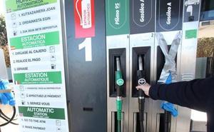 Los carburantes se disparan un 6,7% entre enero y junio