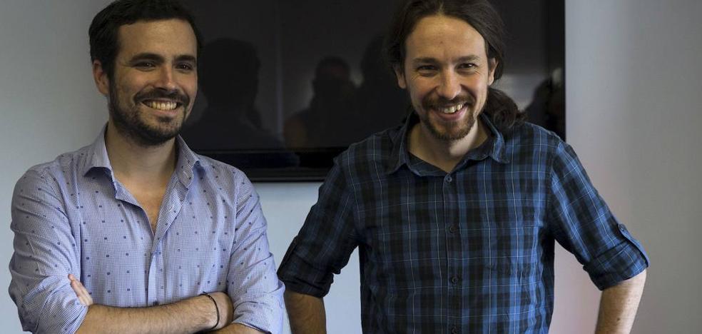IU se desmarca de la estrategia de Podemos sobre las coaliciones