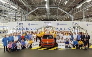 La planta de Volkswagen en Navarra fabricará un tercer modelo de coche