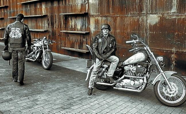 Julián Redondo expone imágenes sobre Harley Davison en el Photomuseum