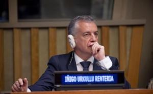 Urkullu anuncia inversiones por 100 millones en equipamientos sociales gracias a los 'bonos sostenibles'