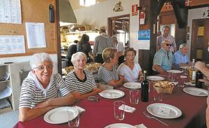 Aztiria se prepara para celebrar las fiestas de Santa Marina